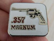RARE PIN'S ARME PISTOLET REVOLVER 357 MAGNUM EGF