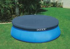 Intex Bâche de recouvrement 366 cm pour piscine facile 58919