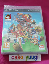 ONE PIECE UNLIMITED WORLD RED SONY PS3 NEUF SOUS BLISTER VERSION 100% FRANCAISE