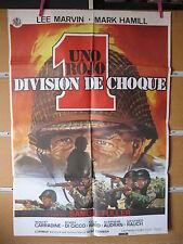 A970    UNO ROJO DIVISION DE CHOQUE. LEE MARVIN, MARK HAMILL