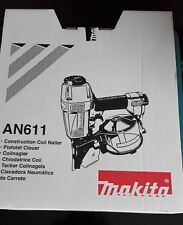 New Makita AN611 Siding Coil Nailer Air Nail Gun --./-