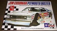 AMT 1976 Jim Cushman Plymouth Duster late model stock car 1/25 model kit new 924