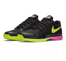 Nike Zoom Vapor 9.5 Tour Tennis Shoes Men's  Size 13 Black Neon Green 631458-076