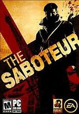 THE SABOTEUR FOR PC (2009)