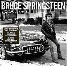 BRUCE SPRINGSTEEN Chapter And Verse 2 x TORTOISE SHELL COLOURED Vinyl LP NEW