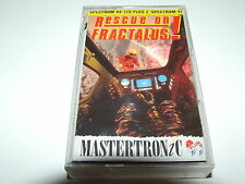 RESCUE ON FRACTALUS by MASTERTRONIC + (1989) ZX SPECTRUM 48K/128K/+2 SUPER!