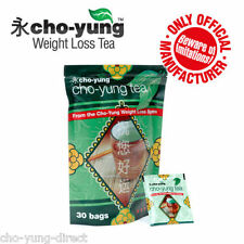 Cho Yung Tea - 30 Tea Bags - Detox and lose weight FAST! Flat Tummy Teatox