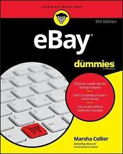 Ebay for Dummies by Marsha Collier (2016, Paperback)