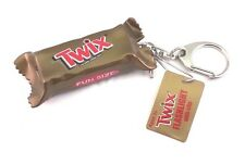 American Candy 3D LED Light Torch Keychain - Mini Flashlight. TWIX Chocolate Bar