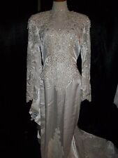 Wedding Gown/Dress Size 14 (Bank Foreclosure)