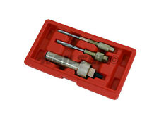 NEILSEN SEIZED GLOW PLUG PULLER EXTRACTOR REAMER KIT 8MM 10MM 12MM HEATER