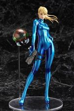 ★ STATUE PVC SAMUS ARAN - ZERO SUIT VERSION - METROID OTHER M- SEXY ! -EN STOCK★