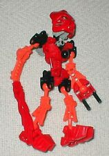 LEGO BIONICLE 8534 TAHU TOA OF FIRE early Bionicle COMPLETE FIGURE FREE SHIPPING