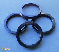 (1024 S) 4 x  Zentrierringe 69,1 / 57,1 mm  9,5mm für alufelgen