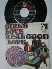 THE TWANGY GANG Girls Love GERMANY 45 1968 GREAT POP PSYCH Fading Yellow ALike