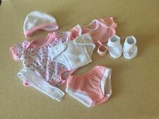 BERENGUER CLOTHES TO FIT 14  INCH DOLL/REBORN