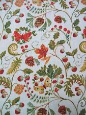 Wildwood Butterfly Floral Windham Cotton Quilting Fabric Yard