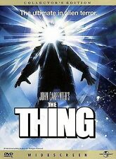 THING (THE) DVD MOVIE by