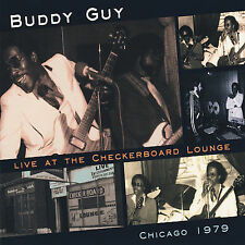 Live At The Checkerboard Lounge [Digipak] by Buddy Guy (CD, Sep-2007, JSP (UK))