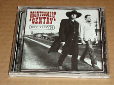 Montgomery Gentry My Town CD