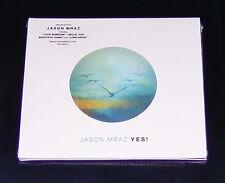 JASON MRAZ YES!  CD SCHNELLER VERSAND NEU & OVP