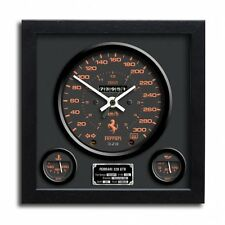 Speedometer Art Print Wall Clock Ferrari 328