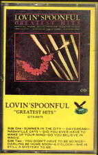 Lovin'Spoonful~Greatest Hits~Original Yellow Case~Cassette~Fast 1st Class Mail