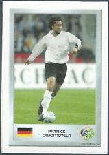 PANINI FIFA WORLD CUP-GERMANY 2006- MINI SERIES- #008-GERMANY-PATRICK OWOMOYELA