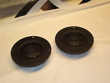 Pair of Tenco 4003 Speaker Tweeter Dome Medium Excellent