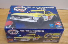 Ford 1969 Falcon Modified Stocker 1:25 AMT - HOBBY TIME MODEL SHOP