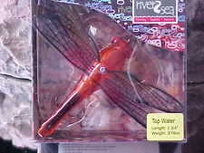 Discontinued River2Sea Popper Japan Design DRAGON FLY POP 70/DF-01 RED for BASS