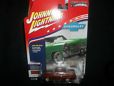 JOHNNY LIGHTNING 1/64 2016 MUSCLE CARS RELEASE 2 C COPPER 1967 CHEVY NOVA SS