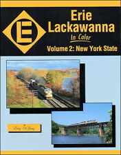 ERIE LACKAWANNA in Color, Vol. 2: NEW YORK STATE