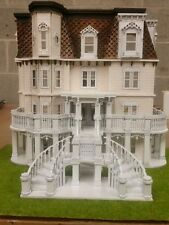 Hegeler Carus Mansion 1:48th scale Dollhouse kit.