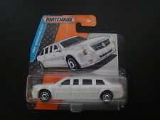 Matchbox diecast Cadillac One Limousine #10/125 2015 MBX Adventure City