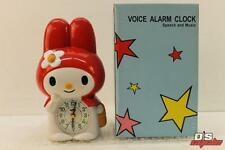 NEW JAPANESE CAT KAT VOICE ALARM CLOCK SPEECH AND MUSIC