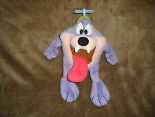 "Tiny Toons DIZZY DEVIL 13"" tall Plush Marked Sample made in China"