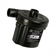 Highlander Whirlwind Dual Electric Pump - Airbed Pump Mains or Car attachment