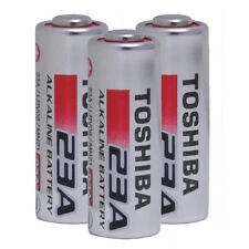 Toshiba A23 Battery 12Volt 23AE 21/23 GP23 23A 23GA MN21 12v 3 Pieces