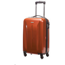 "Samsonite Tech Series 20""  Carry on Spinner 4 Wheeled Luggage  Copper  Reg $359"