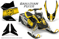 SKI-DOO REV XP SNOWMOBILE SLED GRAPHICS KIT WRAP CREATORX DECALS CAN FLYER YB