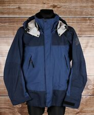 Norrona Hooded Men Jacket Coat Size L, Genuine