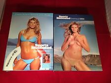 Lot of two Sports Illustrated Swimsuit 2002/2003 - DVD VHS Combo