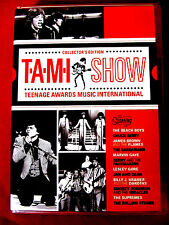 The T.A.M.I. Show DVD LN Collectors Ed.Beach Boys Rolling Stones Supremes Smokey