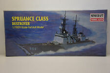 SPRUANCE CLASS DESTROYER MINICRAFT 1/700 NEUF EN BOITE
