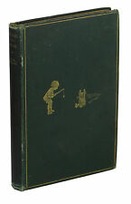 Winnie the Pooh ~ A. A. Milne ~ SIGNED True First Edition ~ 1st Printing 1926 AA