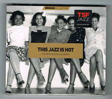 THIS JAZZ IS HOT - DJ STEINSKI - VIBRATIONS COLLECTOR - 17 TRACKS - CD NEUF NEW