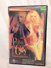 PORTRAIT OF DORIE GREY / VHS / ADULT FILM / SINDEE COXX / EROTICA / NOT ON DVD