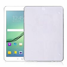 Ultra-Thin TPU Transparent Case Cover For Samsung Galaxy Tab S2 T710 / T715