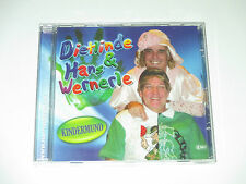 CD/DIETLINDE HANS & WERNERLE/KINDERMUNS/169600